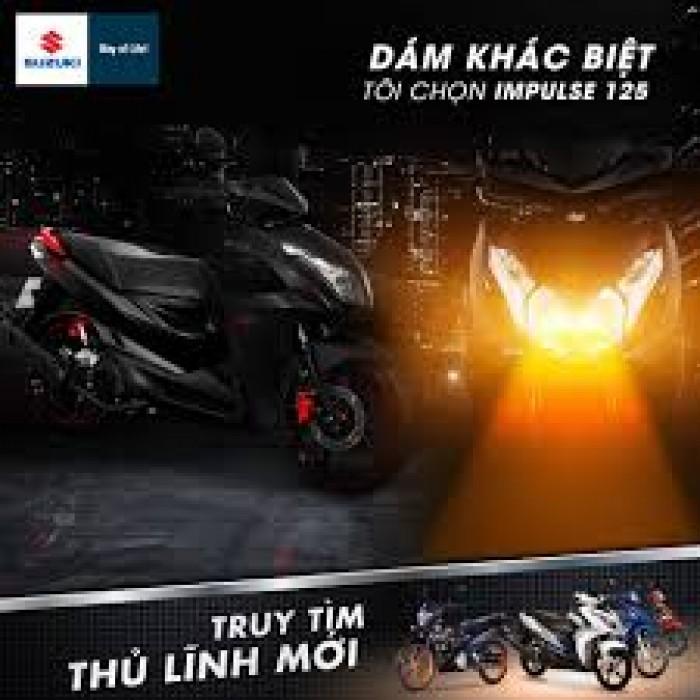 Xe tay ga Suzuki UV125FI IMPULSE 3