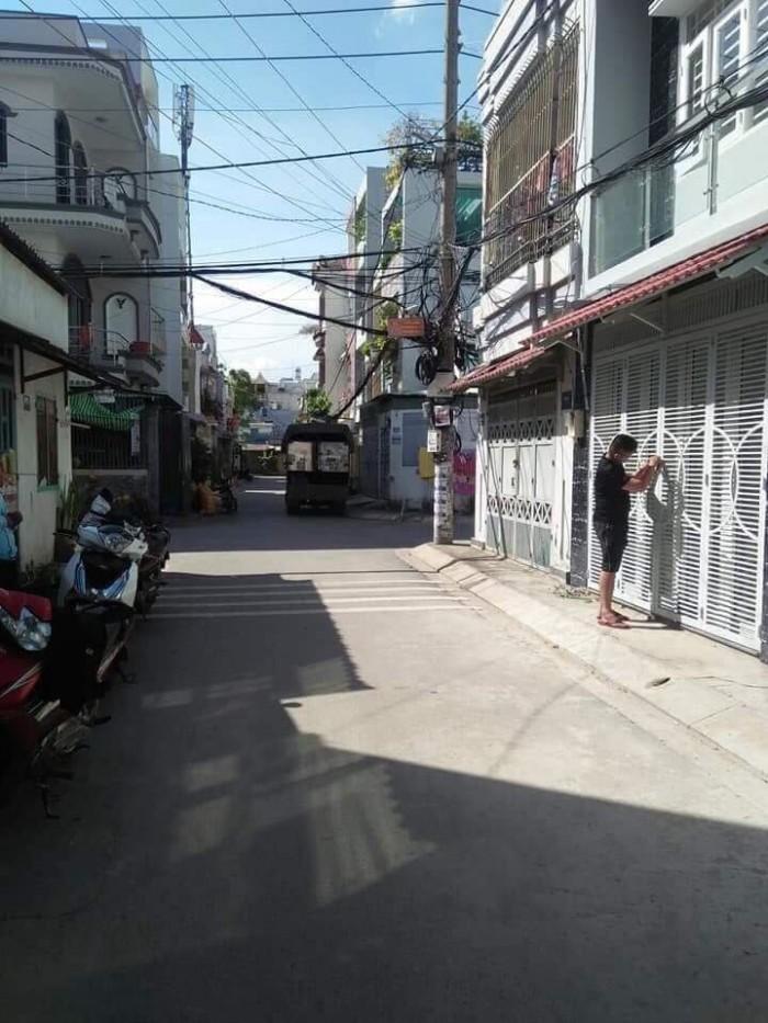 Bán nhà đường số 5 An Lạc A, 4.2 x10.5m