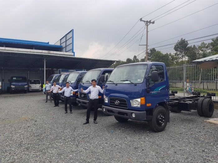 Mua bán xe tải Hyundai Thành Công H150 - 1490Kg đời 2018 tại Bình Dương 5