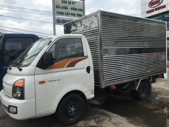 Mua bán xe tải Hyundai Thành Công H150 - 1490Kg đời 2018 tại Bình Dương 4