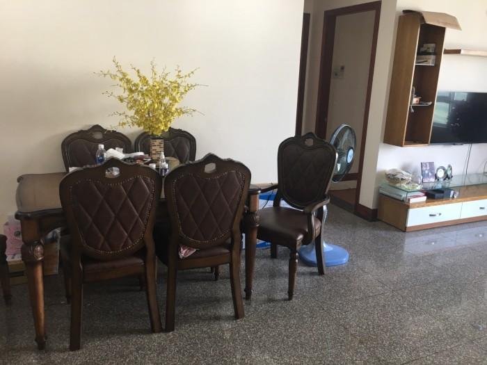 Căn hộ Hoàng Anh An Tiến_ Lê Văn Lương full nội thất, 2 phòng ngủ cho thuê