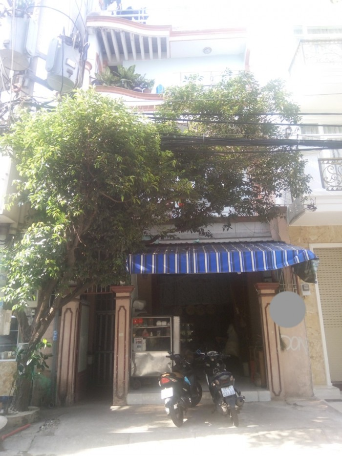 Bán Nhà MTKD Dân Tộc,Tân Thanh,Tân Phú. Dt 6x20m,nhà 3 tấm.