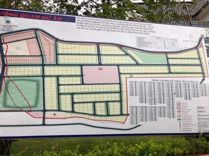 Bán Đất Nền Dự Án Khu Đô Thị Mới Vạn Xuân - Langbiang Town
