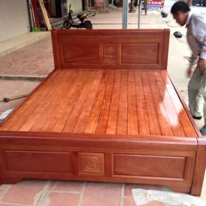 Giường ngủ gỗ xoan đào dogomanhmoc.com1