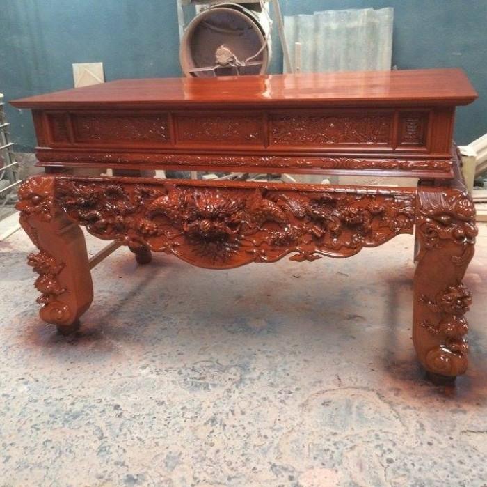 Sập thờ gỗ mít dogomanhmoc.com0