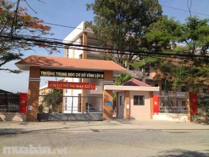 Chính chủ cần bán gấp lô đất nền Vĩnh Lộc B, Bình Chánh, 4x15m