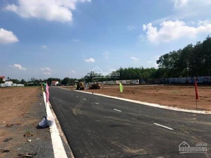 Mở bán dự án Gold Land Phước Bình 2, chỉ 299tr/nền 100m2 thổ cư 100%, SHR