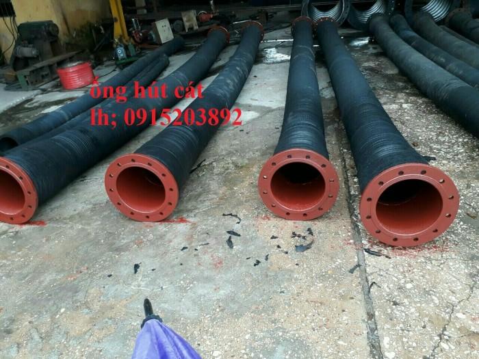 Chuyên cung cấp ống cao su hút cát phi 75, 100,120,150, 200