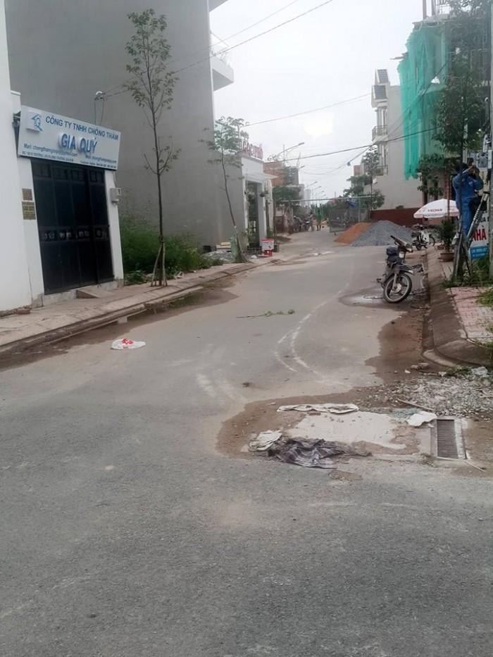 Chính chur bán đất SG newland , Nguyễn Duy Trinh , Q9 , 2mt đầu tư hoặc để ở tốt .