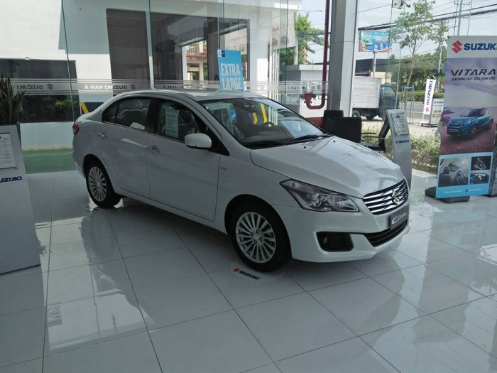 Suzuki Ciaz 2018 nhập khẩu nguyên chiếc từ Thailand..
