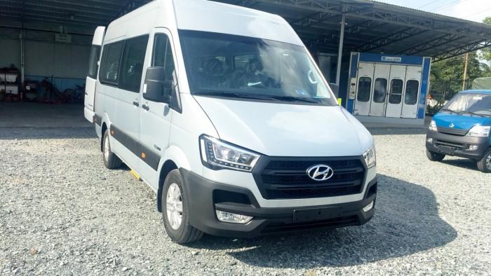 Xe khách Hyundai 16 chỗ - Solati giá cạnh tranh, giao xe ngay trong ngày. Tại Bình Dương