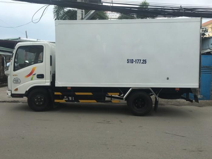 Xe tải Veam VT252-1 thùng kín, thùng mui bạt, thùng lửng...tải trọng 2,4 tấn, giá rẻ nhất thị trường