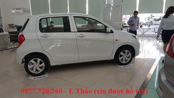 Xe 4 bánh Suzuki Celerio*xe hơi 5 chỗ Celerio/Giá thành cạnh tranh 18