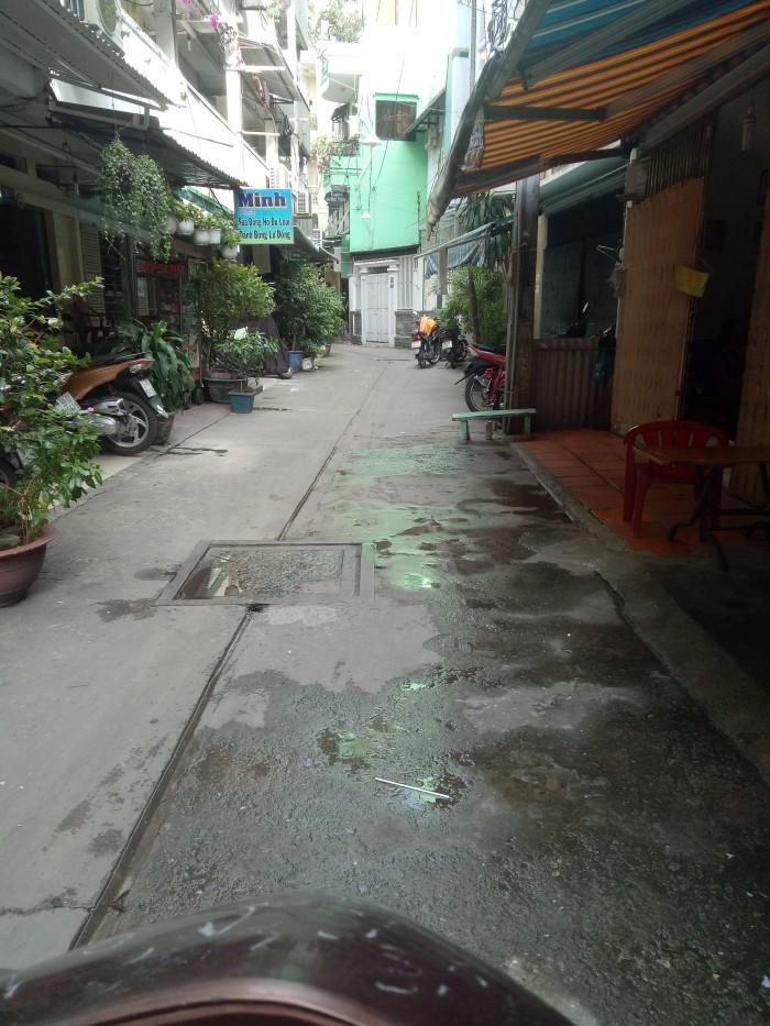 Bán nhà HXH Điện Biên Phủ, quận 3 – (DT: 3,8m x 5,15m)