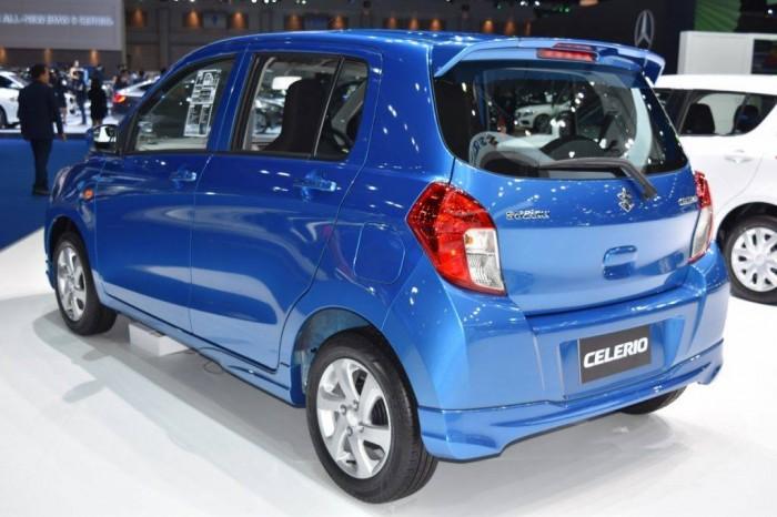Suzuki celerio nhập khẩu Thailand trả trước 80 triệu đồng 3