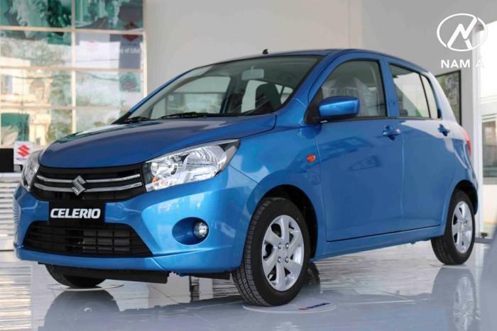 Suzuki celerio nhập khẩu Thailand trả trước 80 triệu đồng 0
