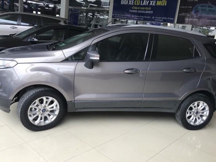 Bán Ford Ecosport sx 2015 titanium ghi xám 6