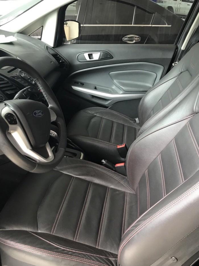 Bán Ford Ecosport sx 2015 titanium ghi xám 0