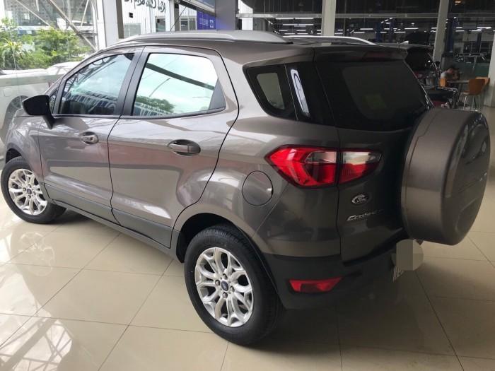 Bán Ford Ecosport sx 2015 titanium ghi xám 3
