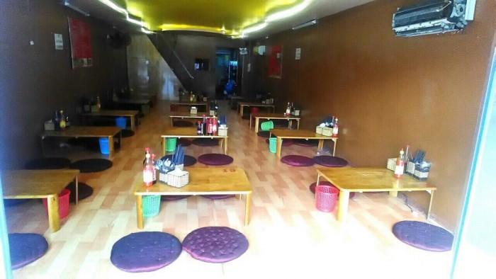 Sang quán cafe! 1 trệt 1 lầu, Quận 5