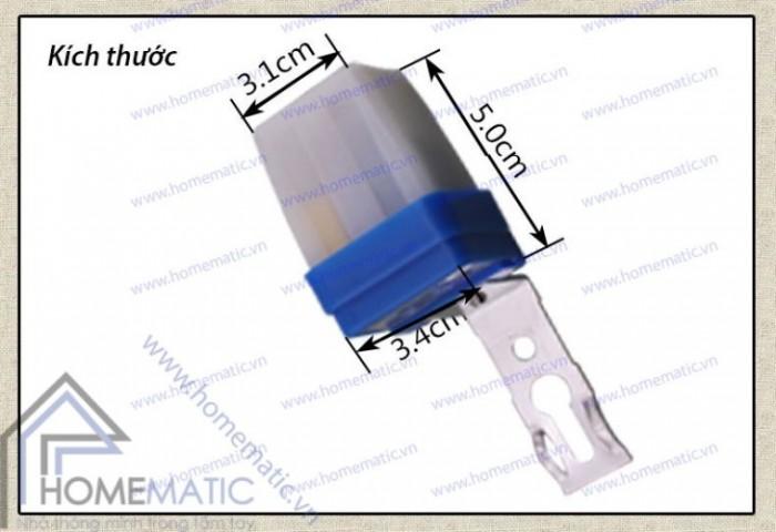 Công tắc cảm ứng ánh sáng 10A AS-100