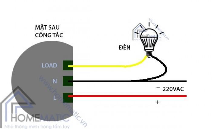Công tắc cảm biến chuyển động hồng ngoại thân nhiệt âm trần TDL-9959J1