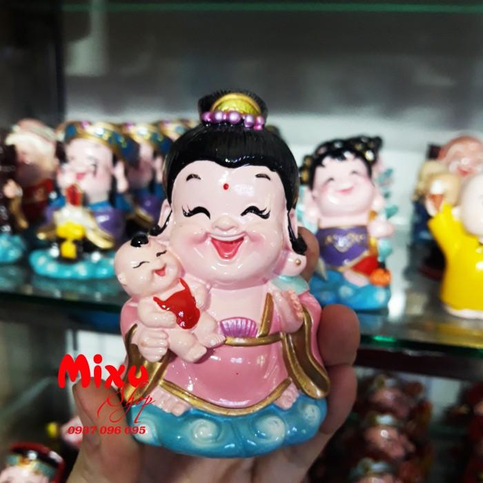 Tượng Phật Chibi 9cm Bằng Sứ19