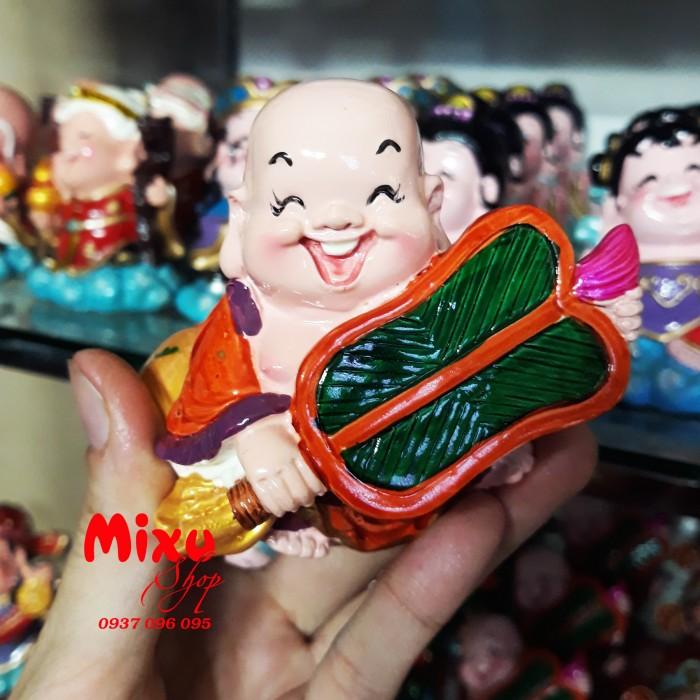 Tượng Phật Chibi 9cm Bằng Sứ15