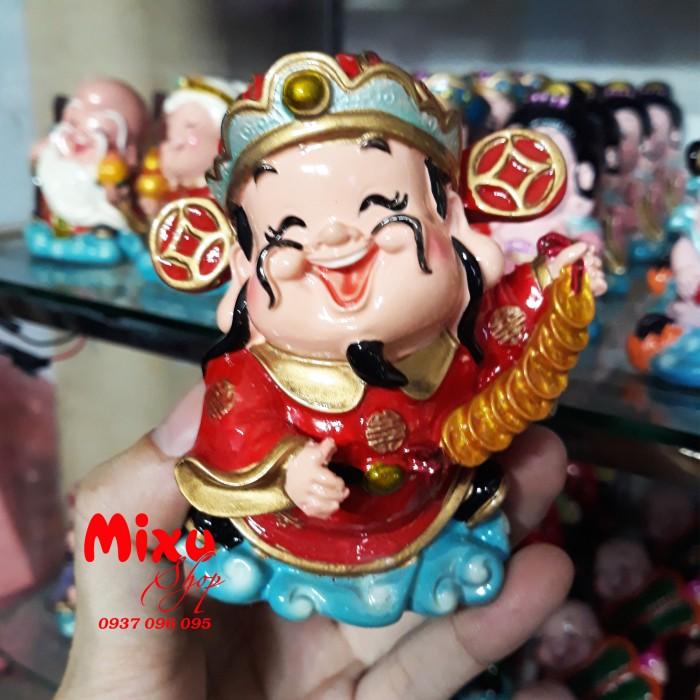 Tượng Phật Chibi 9cm Bằng Sứ10