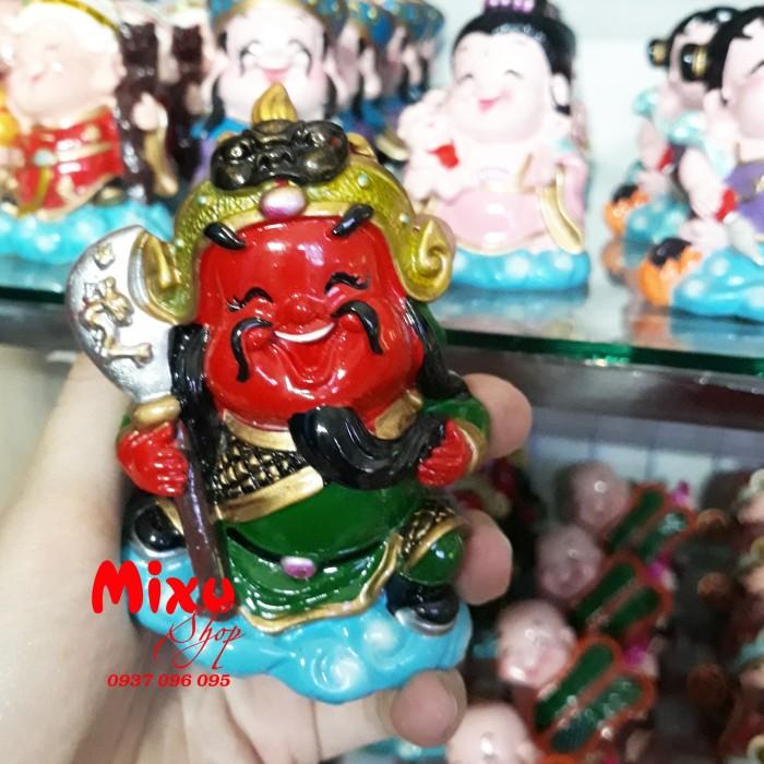 Tượng Phật Chibi 9cm Bằng Sứ5