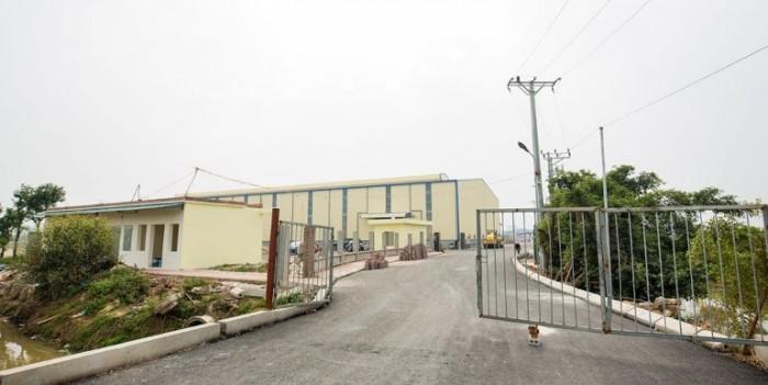 Cho thuê nhà xưởng tại Bỉm Sơn Thanh Hóa mới xây 2005m2 đến 6015m2 giá rẻ