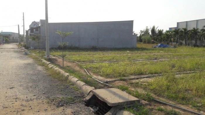 Đất nền củ chi,dt 5x16,shr,xây dựng tự do,đường nhựa 20m