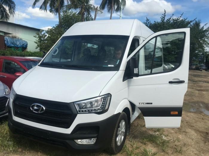 Xe Solati 16 chỗ, sản xuất 2018 2