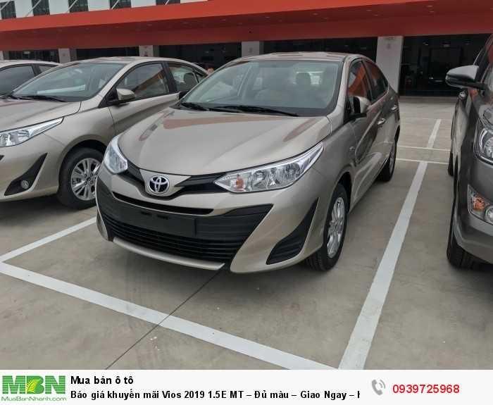 Toyota Vios Số Sàn