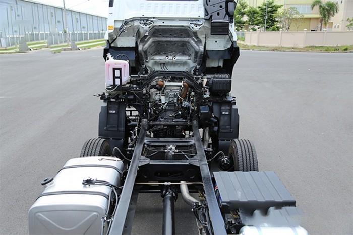 Xe tải 17 tấn 9 isuzu đời 2018, xe tải 4 chân euro3 0