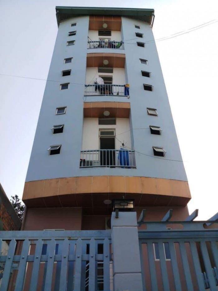 Cần Bán Gấp  Nhà 4 Lầu Có 48 Phòng Trọ Mặt Tiền Đường 77 Tân Lập 1 Phường Hiệp Phú Quận 9