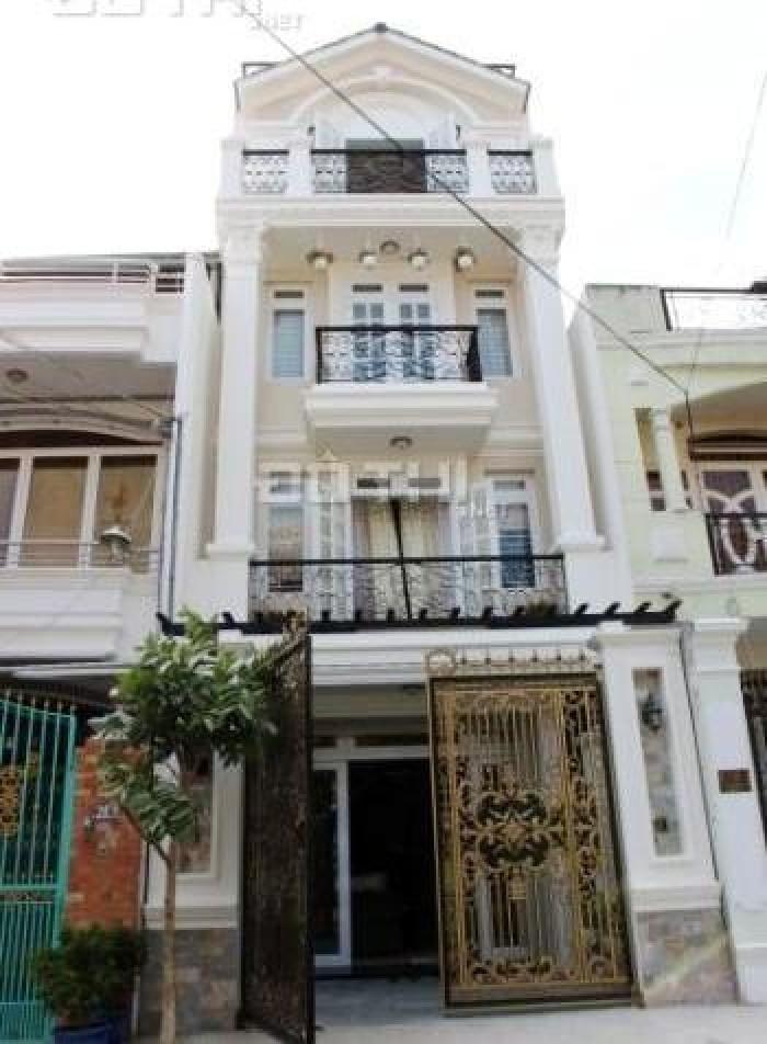 Bán gấp mặt tiền Nguyễn Giản Thanh, 6x20, nhà 4 tầng