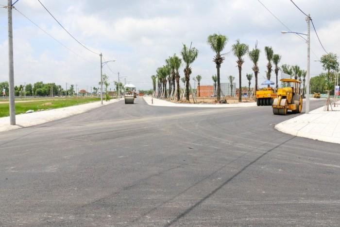 Đất nền KDC Sài Gòn Village 650tr/nền giá tốt nhất tại Long Hậu, nhanh tay