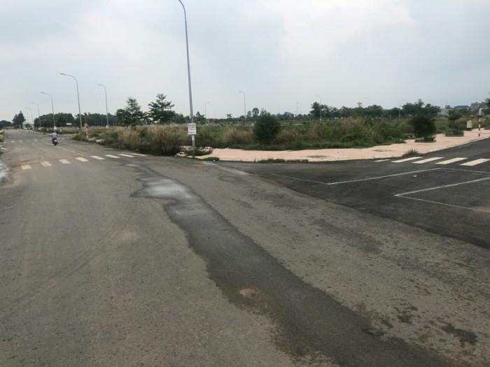 Đất thổ cư mặt tiền đường Võ Văn Kiệt, sổ hồng riêng