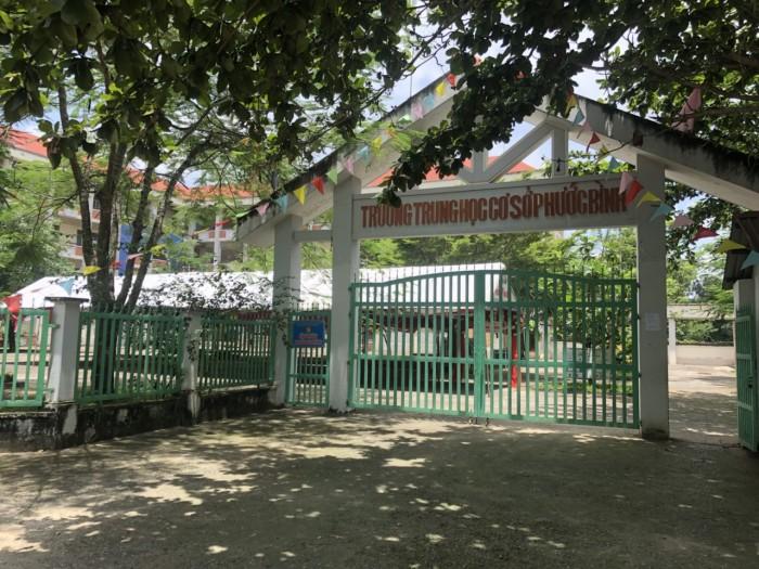Để được hổ trợ mua đất trước cổng KCN Phước Bình