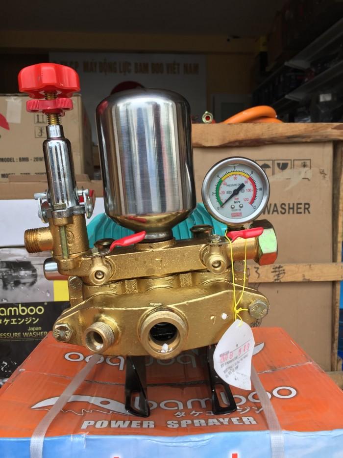 Đầu xịt rửa áp lực BmB 480