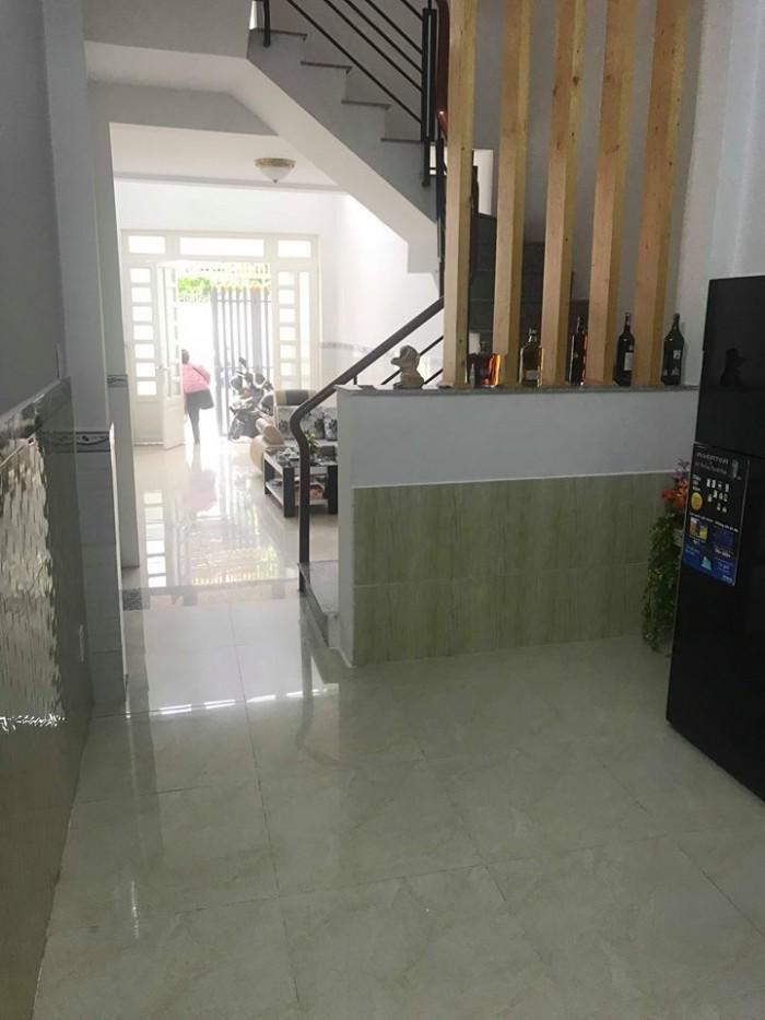 Bán gấp nhà đẹp HXH đường Lê Văn Sỹ 54m2 x 3 tầng  Tân Bình