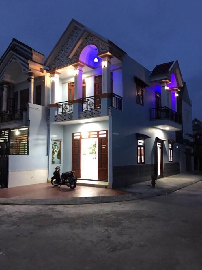 Bán nhà Bình Chuẩn 65, thị xã Thuận An, BÌNH DƯƠNG – DIỆN TÍCH: 7x19 – Sân ô tô
