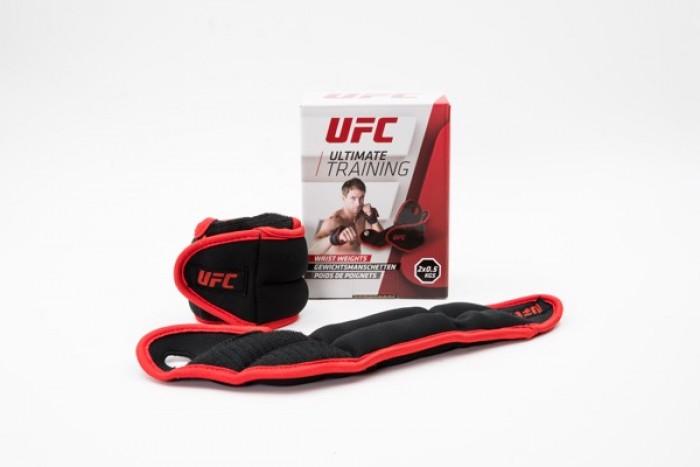 Tạ băng đeo cổ tay nặng 1kg 092002-UFC - Gymaster1
