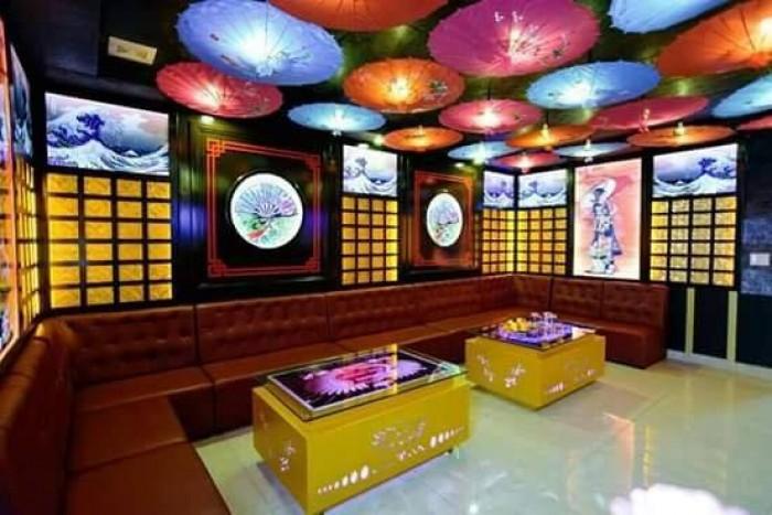 Bán nhà hàng Karaoke Xô Viết Nghệ bình Thạnh 8x20, 7 lầu