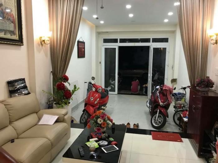Bán nhà đẹp Gara 7 chỗ Nguyễn Thái Sơn Gò Vấp 4x17, 3 lầu, 7.2 tỷ
