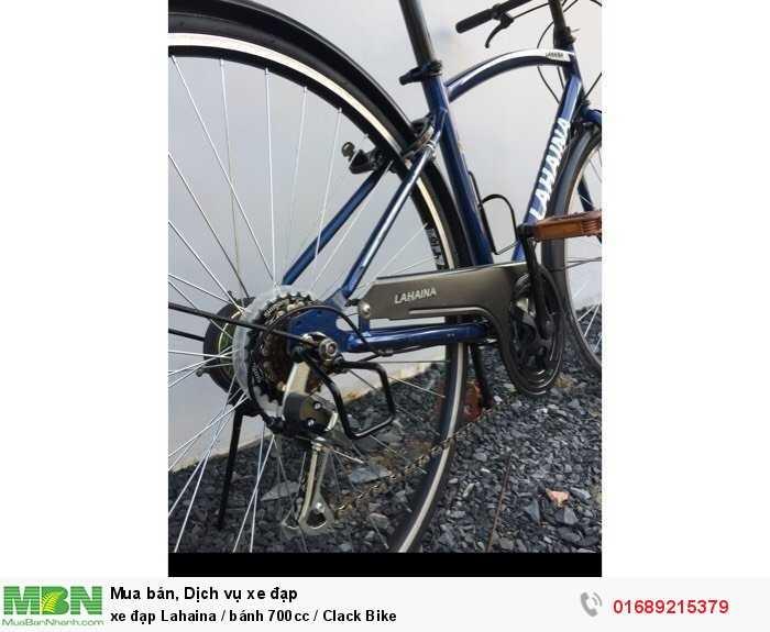 Xe đạp Lahaina / bánh 700cc / Clack Bike