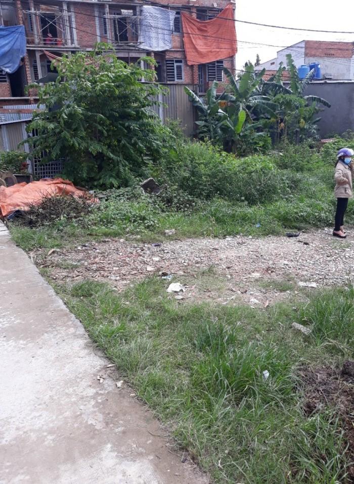 Cần bán đất Bình Tân, đất thổ cư XD tự do.