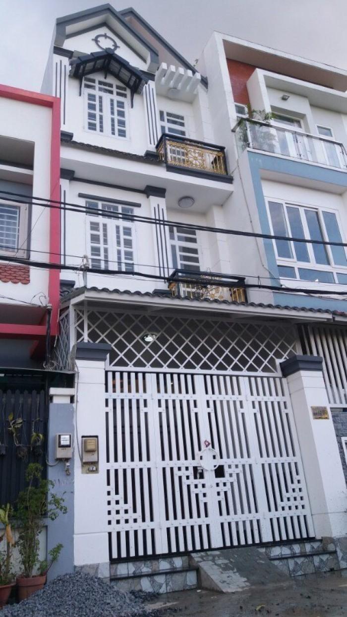 Bán nhà đẹp hẻm 2279 Huỳnh Tấn Phát, KP7 Thị Trấn Nhà Bè Huyện Nhà Bè