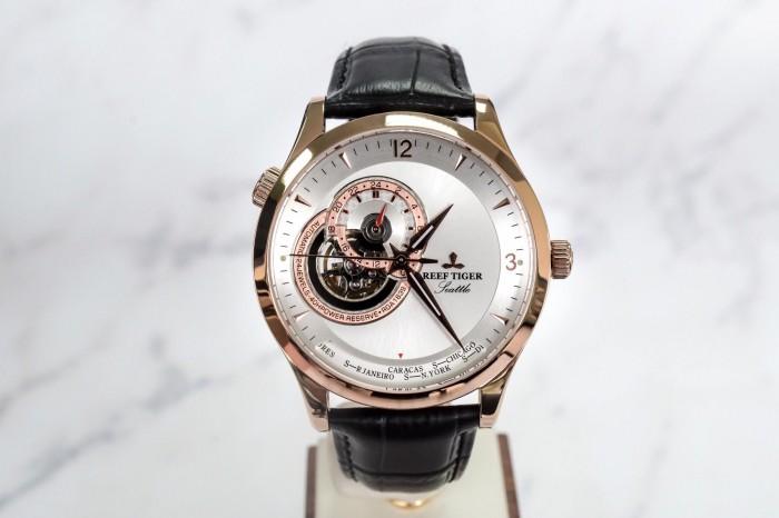 Đồng hồ nam REEF TIGER RGA1693 rose gold0